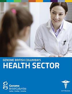 Genome BC's Health Sector.PDF