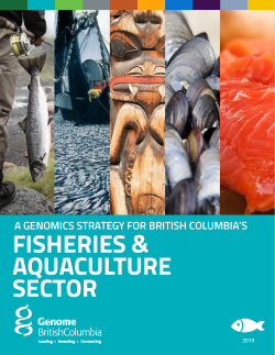 BC Fisheries & Aquaculture Sector Strategy.PDF